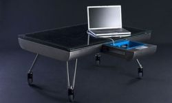 Energia solare: arriva SOLo Lounge Table