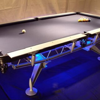 MartinBauer Tournament Table: il biliardo HiTech