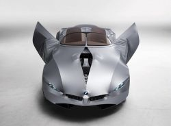 BMW GINA Light Visionary Model, l'auto del futuro