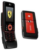 MOTO Z8 Ferrari Limited Edition