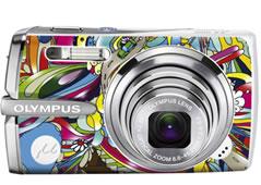 Fotocamera digitale compatta Olympus µ1020