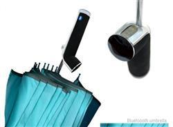 L'ombrello con il Bluetooth di Mikhail Stawsky