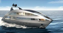 Norman Foster firma il concept di uno yacht superlusso