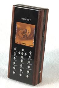 Mobiado Professional EM, un cellulare unico in legno di palissandro ed ebano