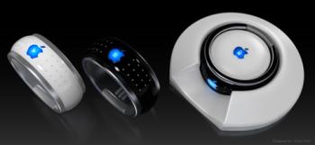 iRing, la potenza dell'iPod in un solo dito