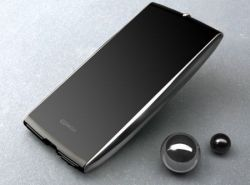 Cowon S9 Curve, sinuoso portable player