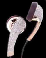 iDiamond Ear: gli auricolari-gioiello