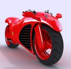 Ferrari Superbike, la moto di casa Maranello
