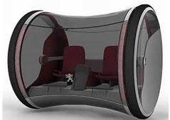 Peugeot Ozone, nuovo eco-veicolo dal design originale