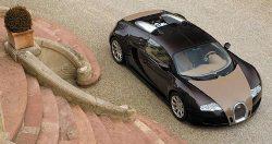 Bugatti Veyron Fbg par Hermès: un'auto icona di classe