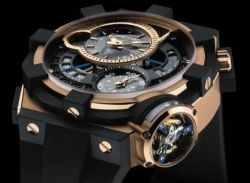 Concord C1 Tourbillon Gravity, capolavoro di orologeria
