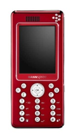 HANNSzephyr, il cellulare che diventa telecomando