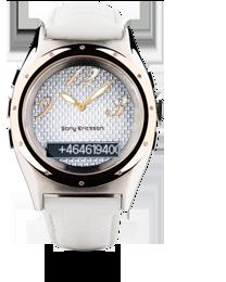 Da Sony Ericsson, orologi da donna Bluetooth MBW-200