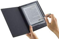 PRS-700 di Sony: arriva il lettore di e-book