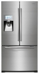 Samsung RFG299 French Door Refrigerator, frigorifero con display touchscreen