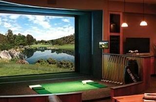 Swing Golf Simulator: giocare a golf nel salotto