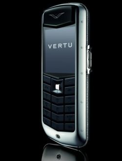 Vertu presenta il cellulare Constellation Diamonds