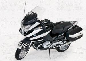 Bmw R 1200 RT in l'edizione limitata KaDeWe con Swarovsky