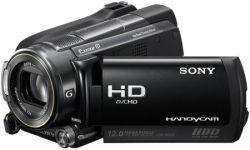 Sony HDR-XR520V, videocamera con GPS incorporato