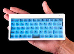 Super Tiny Keyboard, la mini tastiera wireless