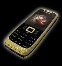 Preziosi Nokia E51 by Peter Aloisson