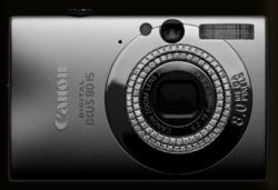 Diamond Canon Camera, l'ultima tentazione firmata Amosu