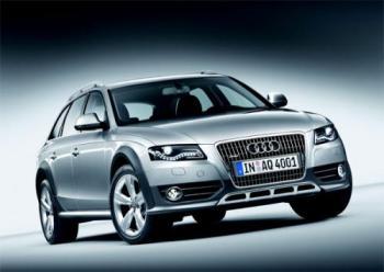 Nuova Audi A4 Allroad