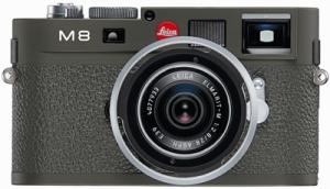 Leica M8.2 Safari, reflex in edizione limitata