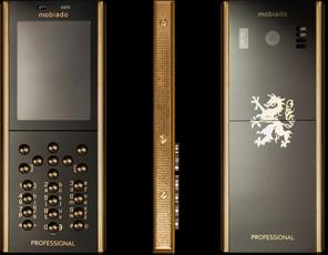 Mobiado PRO105GCB, un luxury phone per uomini d'affari