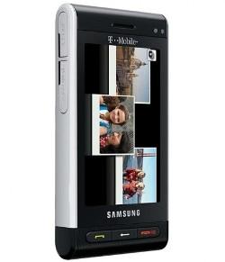 Samsung Memoir: fotocamera da 8 megapixel e monitor touchscreen