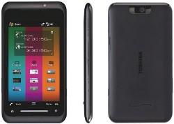 Toshiba sfida l'iPhone con il nuovo TG01