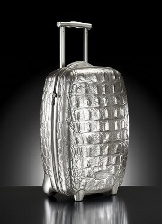 Samsonite Black Label Silver, valigie in edizione limitata