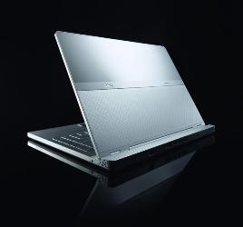 Dell presenta il raffinato notebook Adamo