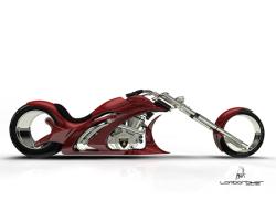 Lamborbiker, il concept di moto Lamborghini