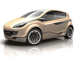 MILA EV: auto elettrica di Magna e BMW