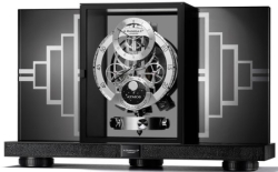Atmos, l'orologio autoalimentato in stile Art Decò