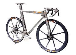 Factor001, la bicicletta concepita dalla Formula 1