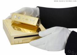 Una Wii d'oro per la Regina Elisabetta