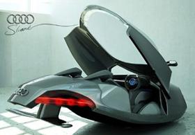 Shark: il prototipo di Audi