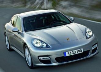 Porsche Panamera: primo video ufficiale