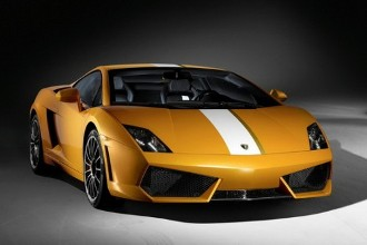 Lamborghini Gallardo LP 550-2 dedicata a Valentino Balboni