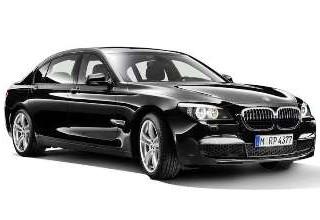 Nuova BMW Serie 7