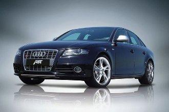 Velocità e potenza per la nuova ABT Audi S4