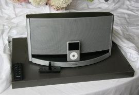 Bose SoundDock 10, iPod alla massima potenza