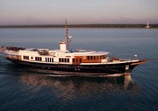 Sycara IV, nuovo yacht a motore di Burger