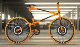Eco // 07, un nuovo concept di bicicletta