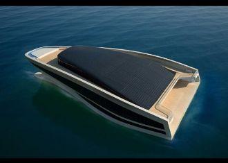 Why 54x34, yacht firmato Hermès