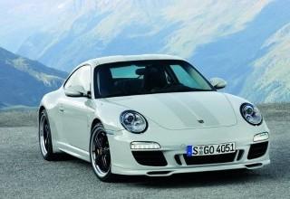 Porsche 911 Club Sport