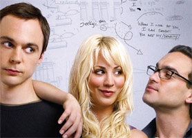 The Big Bang Theory: in America la terza stagione