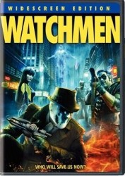 Watchmen in DVD e Blu-Ray